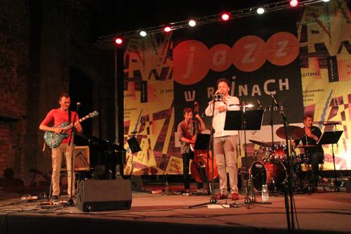 Jazz w ruinach teatru