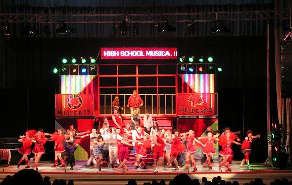 Warszawa – High School Musical