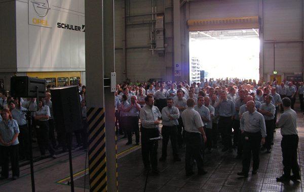 Opel Polska – spotkanie z prezesem