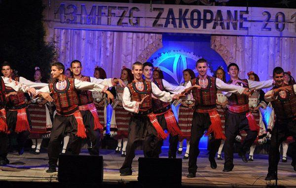 Zakopane – Międzynarodowy festiwal folkloru ziem górskich